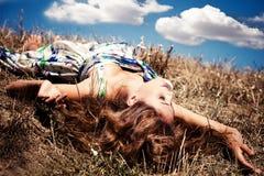 Summer dream Stock Photography