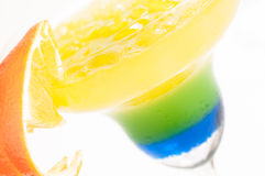 Summer Dream cocktail  close up Royalty Free Stock Image