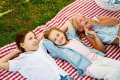 Summer dreams Royalty Free Stock Photo