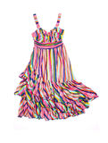 Summer dress Royalty Free Stock Photos