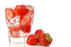 Summer drink Royalty Free Stock Image