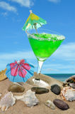 Summer drink Royalty Free Stock Photo