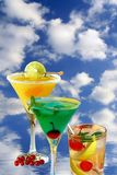 Summer of drink royalty free stock photo