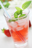 Summer drink Stock Images
