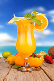 Summer drink Royalty Free Stock Images