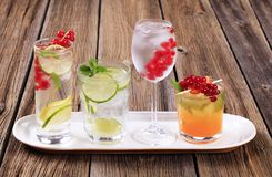 Free Summer Drinks Stock Images - 17942404