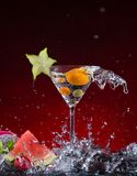 Summer drinks Royalty Free Stock Photos