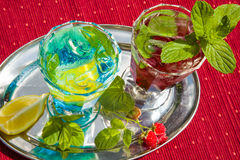 Summer drinks Royalty Free Stock Photography
