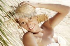 Summer enjoyment Stock Image