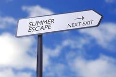 Summer escape Stock Photos