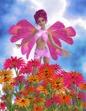 Summer Fairy Royalty Free Stock Image