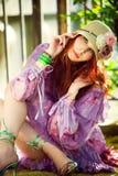 Summer fashion Stock Image