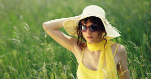 Summer fashion Stock Photography