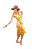 Summer fashion Stock Photos