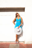 Summer fashion Royalty Free Stock Photography