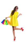 Summer Fashion Shopping Stock Image