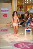 Summer fashion show Royalty Free Stock Image