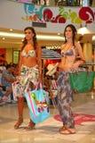 Summer fashion show Stock Photography