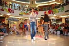 Summer fashion show Stock Photo
