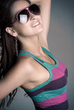 Summer Fashion Woman Stock Images