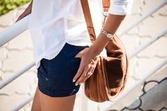 Summer fashion Royalty Free Stock Photos