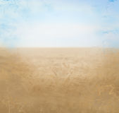 Summer field background Royalty Free Stock Photo