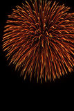 Summer Fireworks-7 Royalty Free Stock Photography
