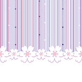 Summer Floral Background Royalty Free Stock Photos