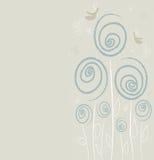 Summer floral design background. Summer floral design  background Stock Images