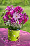 Summer flowers stock images