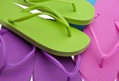 Summer Footwear Royalty Free Stock Photo