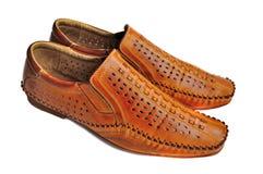Summer footwear Stock Images