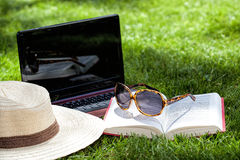 Summer free time Stock Photos