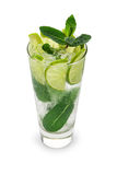 Summer fresh coctail Stock Image