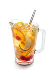 Summer fresh coctail Royalty Free Stock Photography
