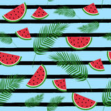 Summer fresh pattern Stock Photography