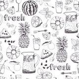 Summer freshness background Royalty Free Stock Photo