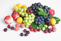 Summer fruit Stock Photos