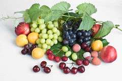 Summer fruit Stock Photography