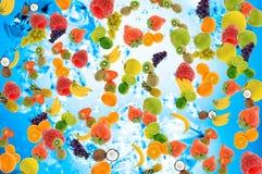 Summer fruit Royalty Free Stock Photos