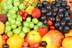 Summer fruit. stock photography