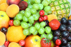 Summer fruit. Royalty Free Stock Photos