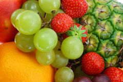 Summer fruit. Stock Images