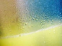 Summer fruit drink Stock Image