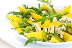 Summer fruit salad Stock Photography
