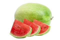 Summer fruit watermelon Royalty Free Stock Photo