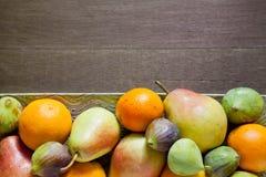 Summer Fruits Royalty Free Stock Photo