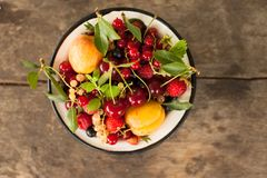 Summer fruits Stock Photo