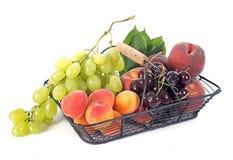 Summer fruits Royalty Free Stock Photos