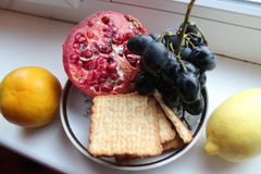 Summer Fruits Mix Royalty Free Stock Photo